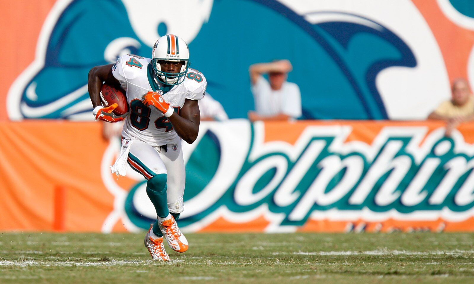 Dolphin Miami | Miami Dolphins Receiver Had 15 Catches In One Game