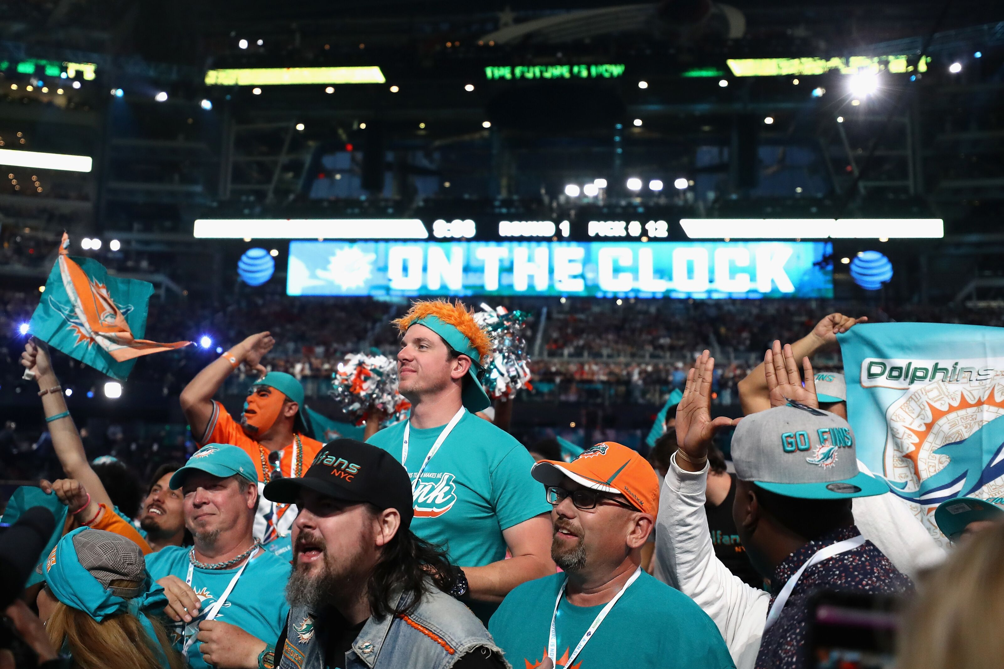 Miami Dolphins have three weeks to improve draft position or lose it