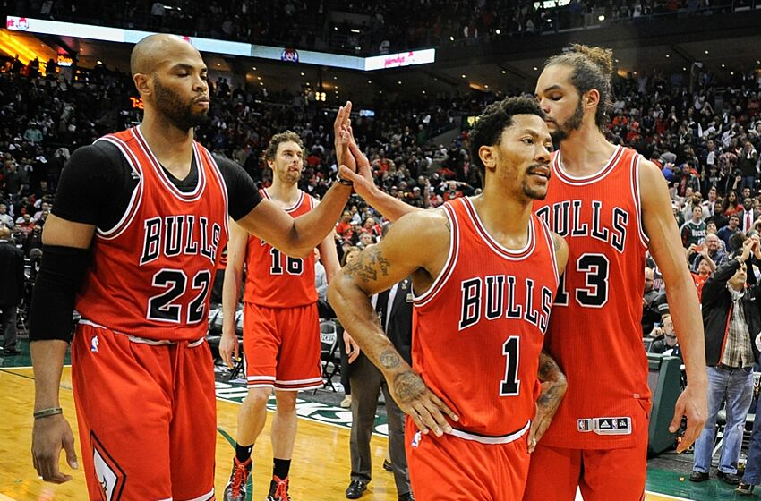 Chicago Bulls Must Deal with Probable Exit of Old Core Players b71f6fe31