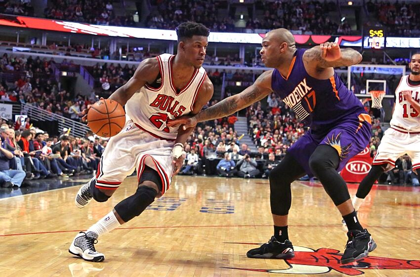 0cdcc5904bd3 Bulls-Suns  What to Watch For on Wednesday Night in Phoenix