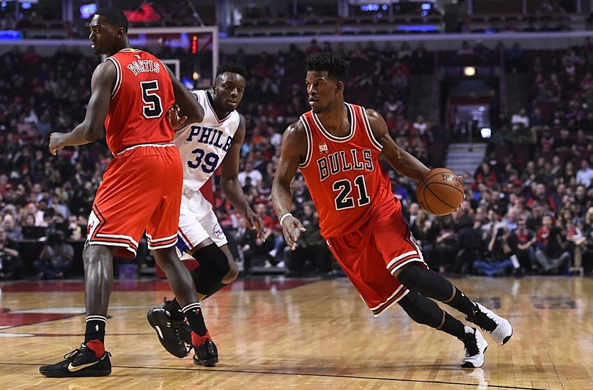 07d345dff227 This Summer Marks an Intriguing One for Jimmy Butler and the Bulls