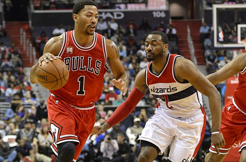 a460a547596 Derrick Rose Taken No. 1 Overall by Bulls Eight Years Ago