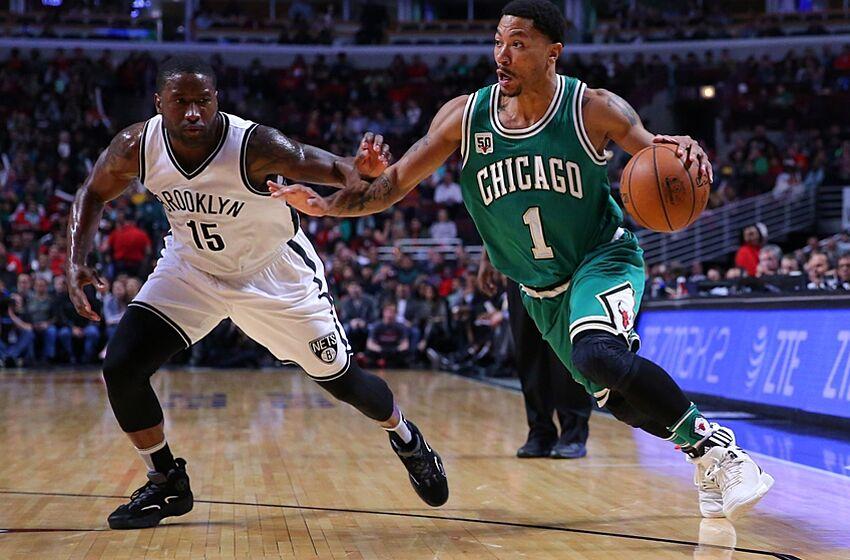 Derrick Rose to Wear No. 25 as a Member of the New York Knicks 011565dea