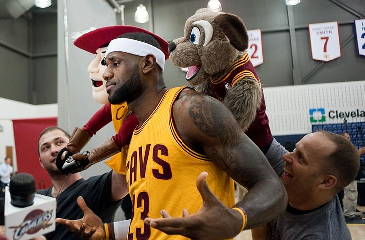 2014-15 NBA preview: Cleveland Cavaliers
