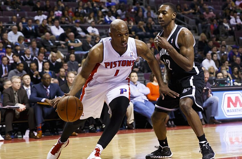 5e24c6eda96 Detroit Pistons to retire Chauncey Billups  and Ben Wallace s numbers