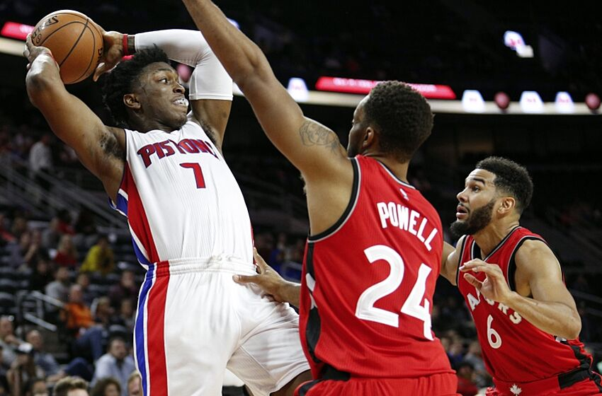 Is Detroit Pistons  Stanley Johnson in the dog house  da27c304a