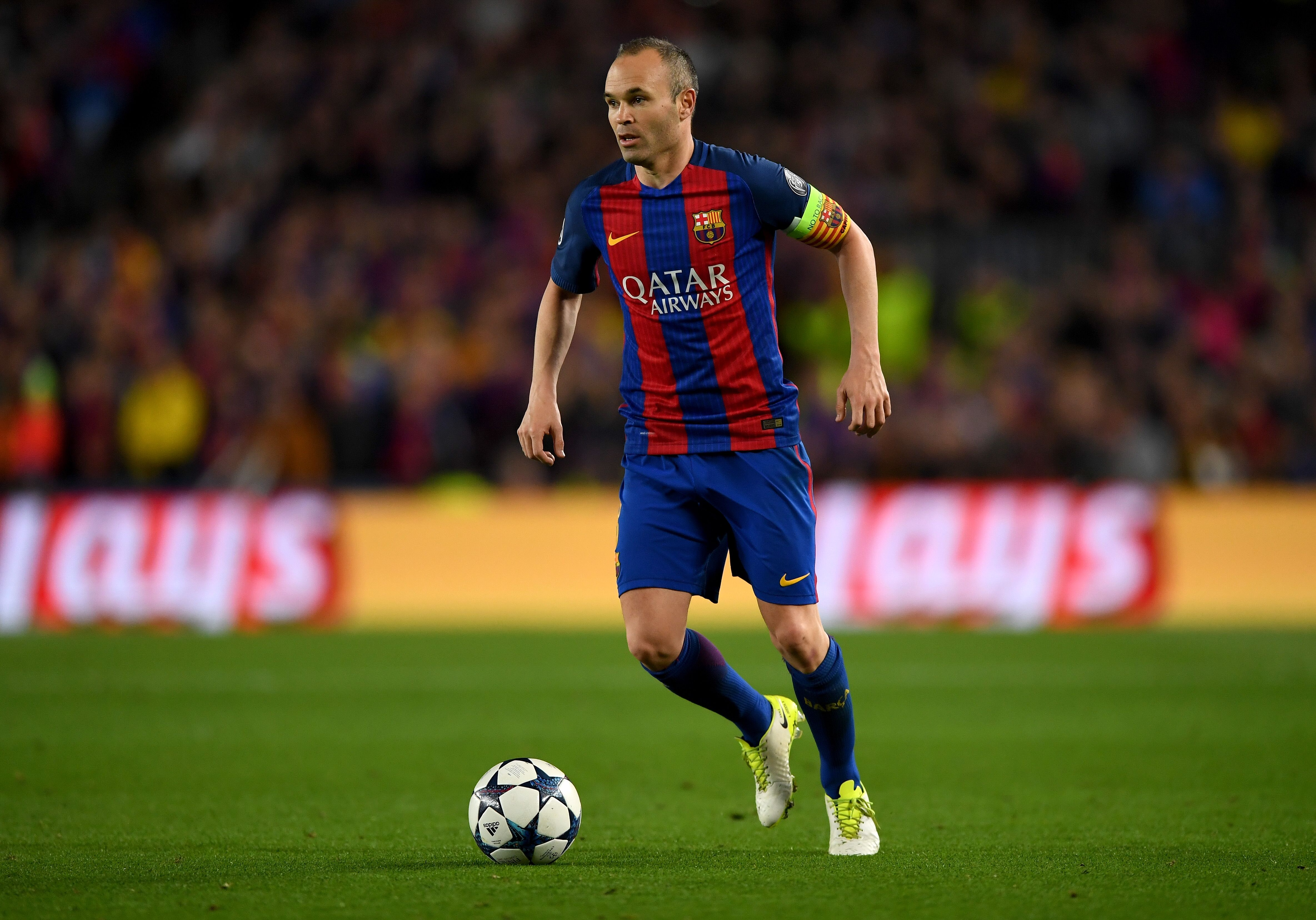 Image result for Andres Iniesta