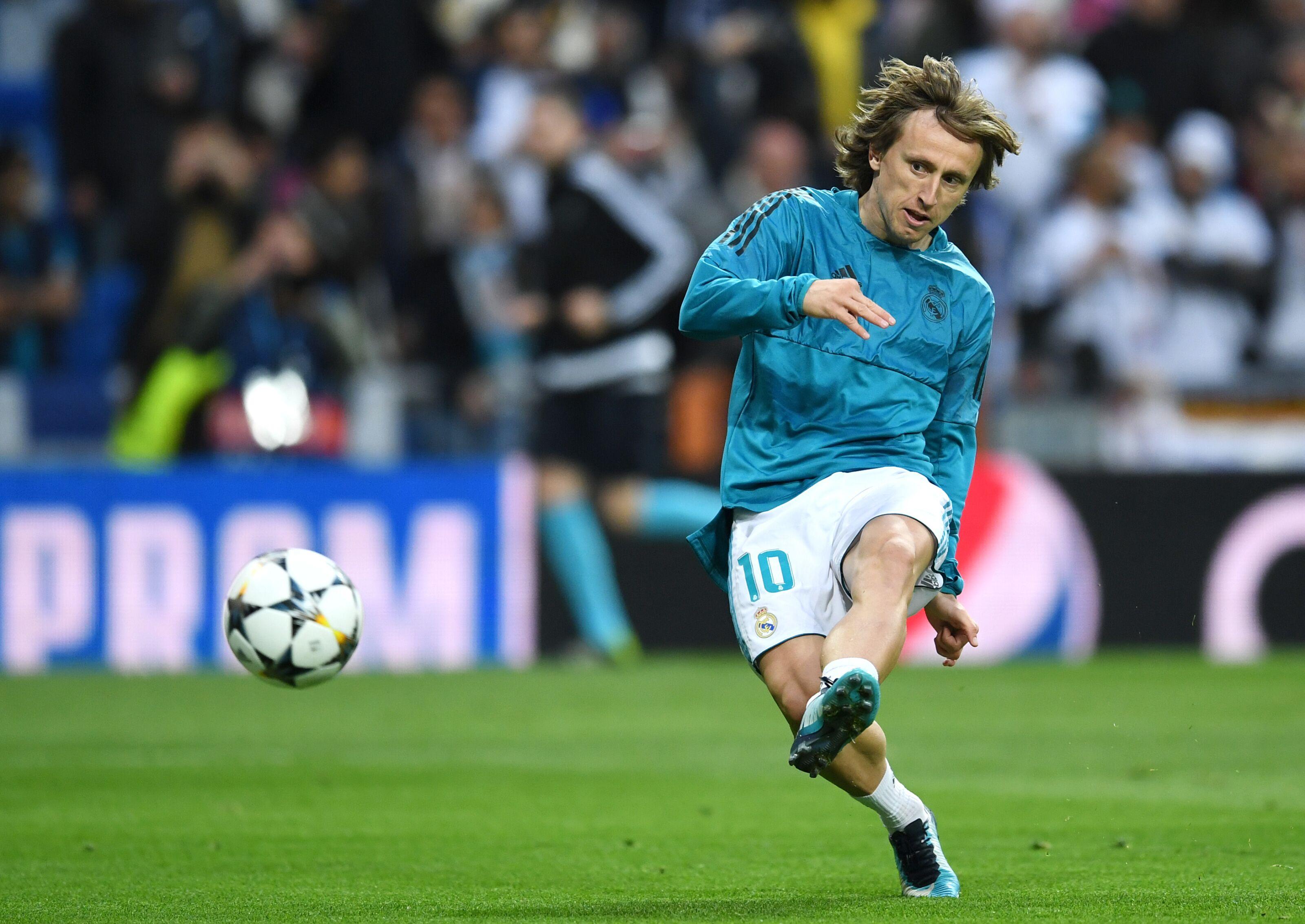Real Madrid Star Luka Modric Admits He S Open To Mls Move