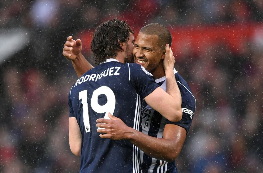 d387f35dd14d Newcastle United in talks with West Brom for striker Salomón Rondón