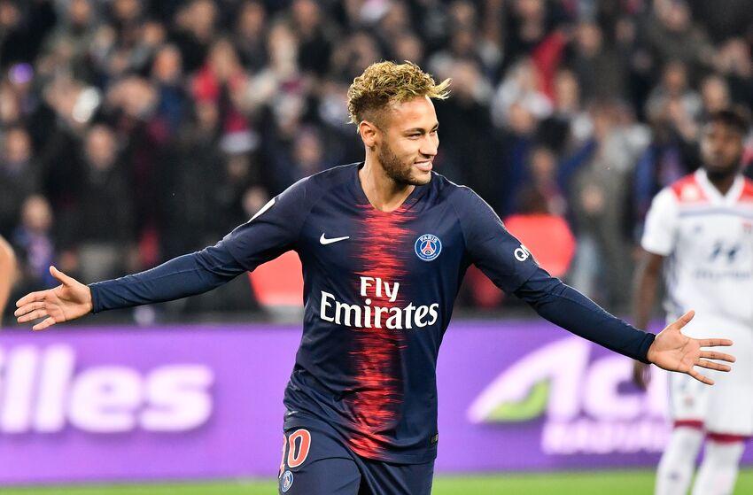7e5cdf9528a Neymar Jr during the french Ligue 1 match between Paris Saint-Germain (PSG)