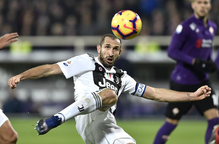 Giorgio Chiellini's injury is disastrous for Juventus in