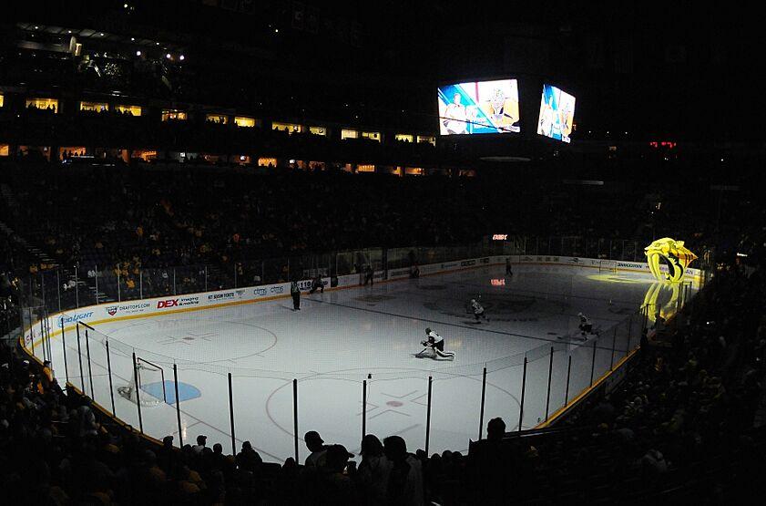 Nashville Predators Yanic Perreault Days Left Until Hockey