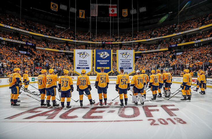 Nashville Predators:Fewer Points in the Standings Should Be
