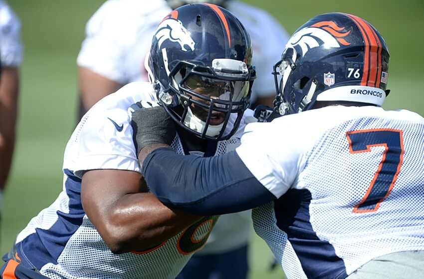 Broncos depth chart analysis marvin austin