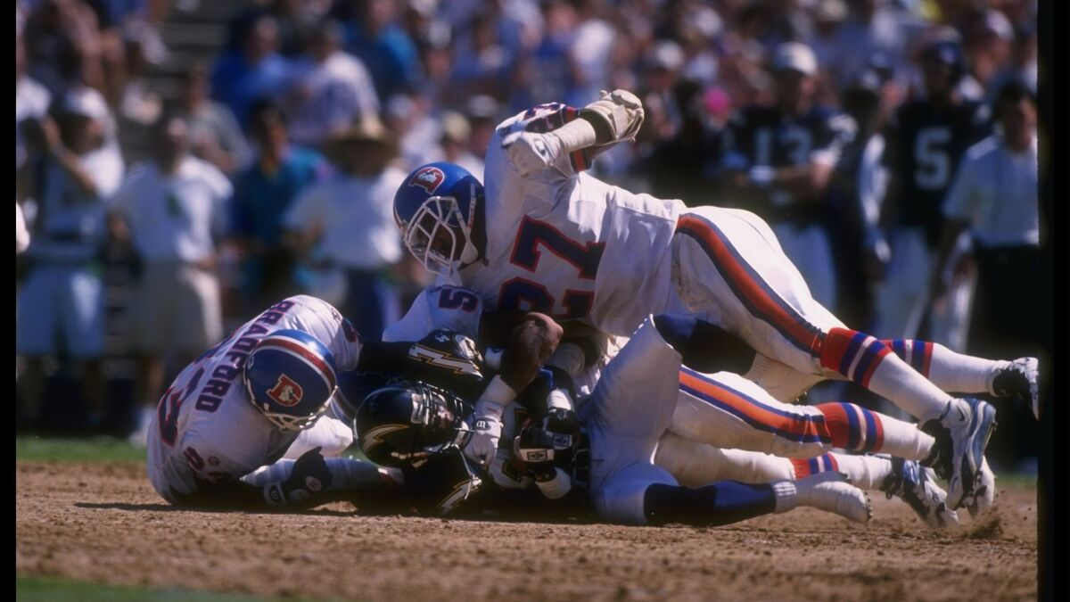 Hall of Famers shocked that Steve Atwater is currently not enshrined