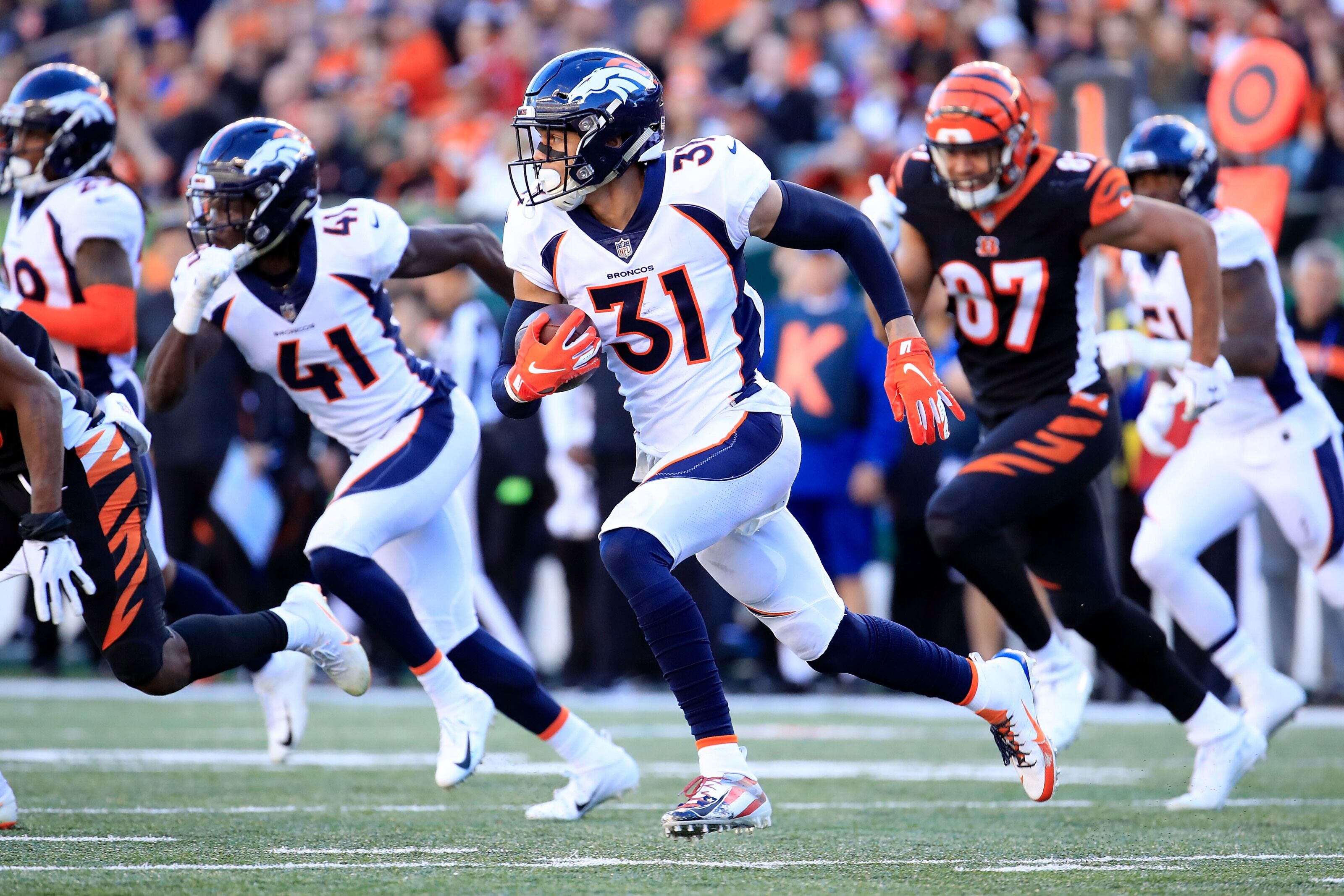Denver Broncos: Safety position shouldn't be a need
