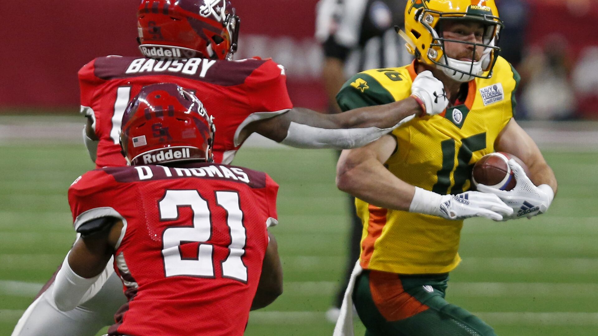 De Vante Bausby Looks To Bring Some Potential To The