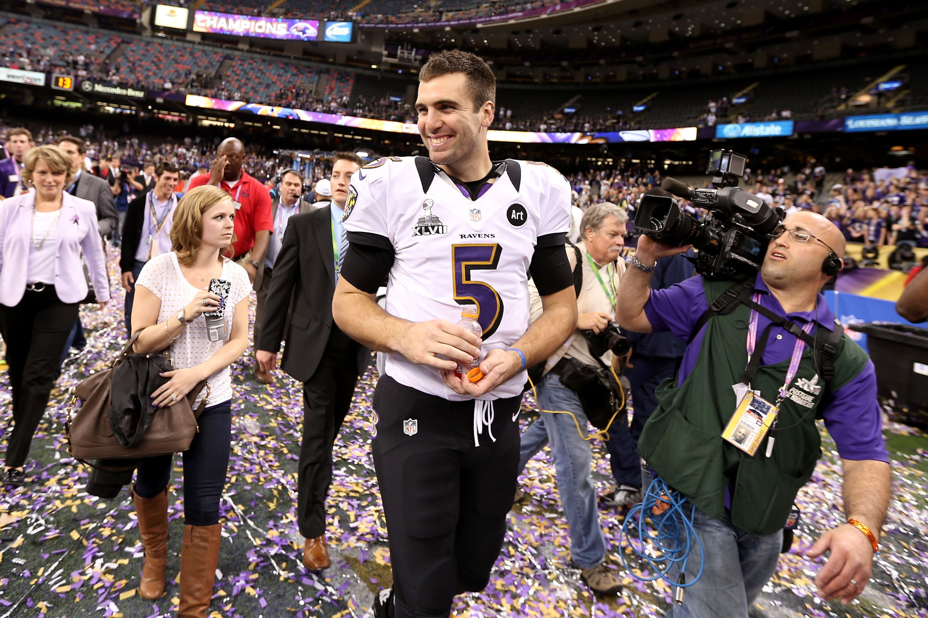 Denver Broncos: Joe Flacco reportedly passes physical