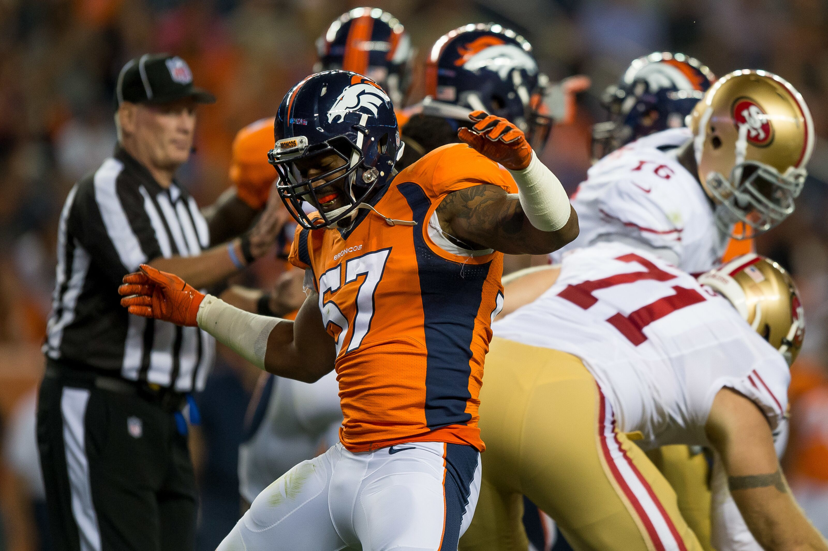 Denver Broncos: Sleepers at every position this offseason