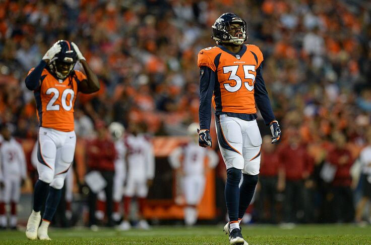 quality design b76a0 6907e Denver Broncos Could Be Without Jamal Carter, Other Reported ...
