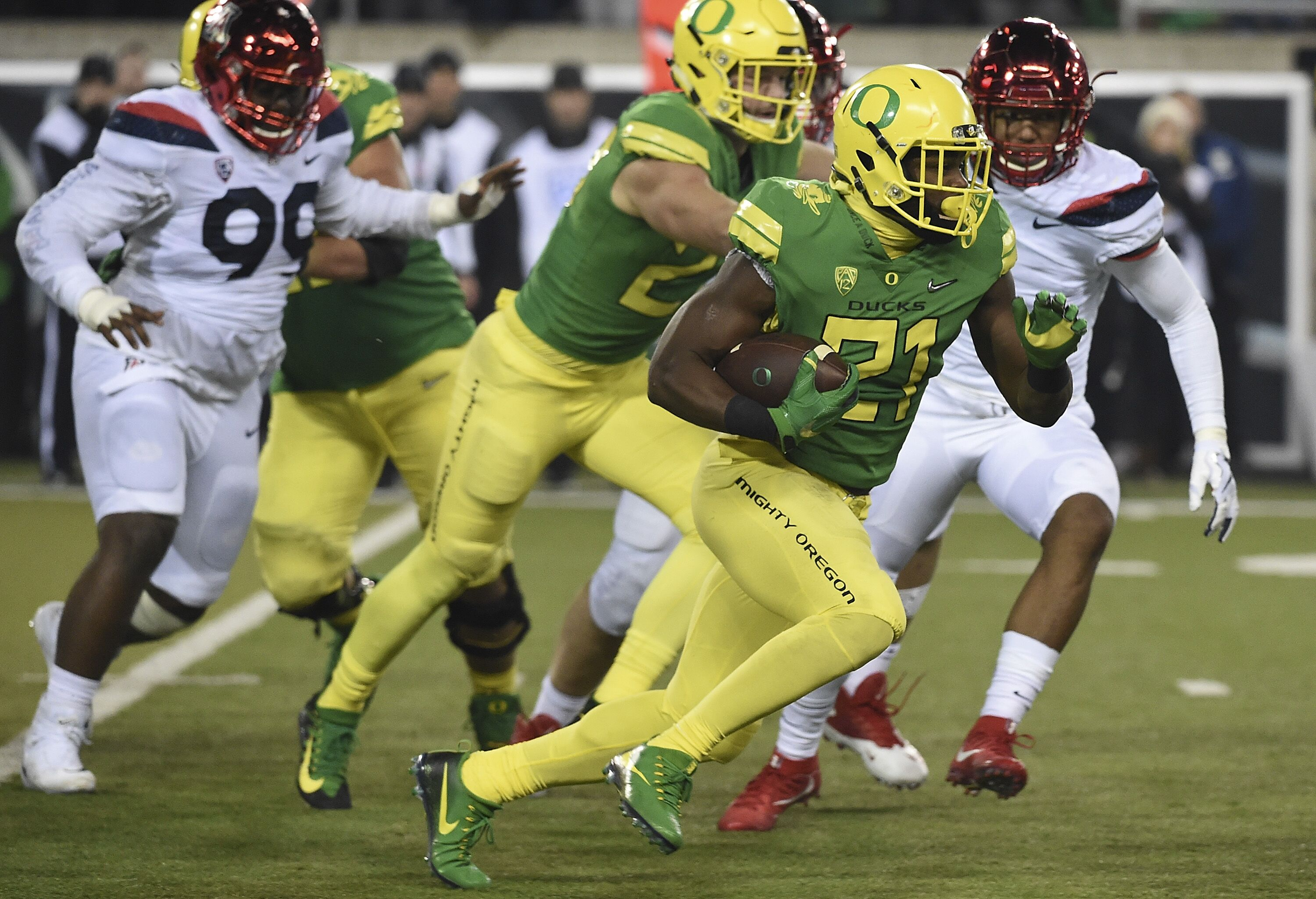 How Running Back Royce Freeman Could Impact Broncos Roster