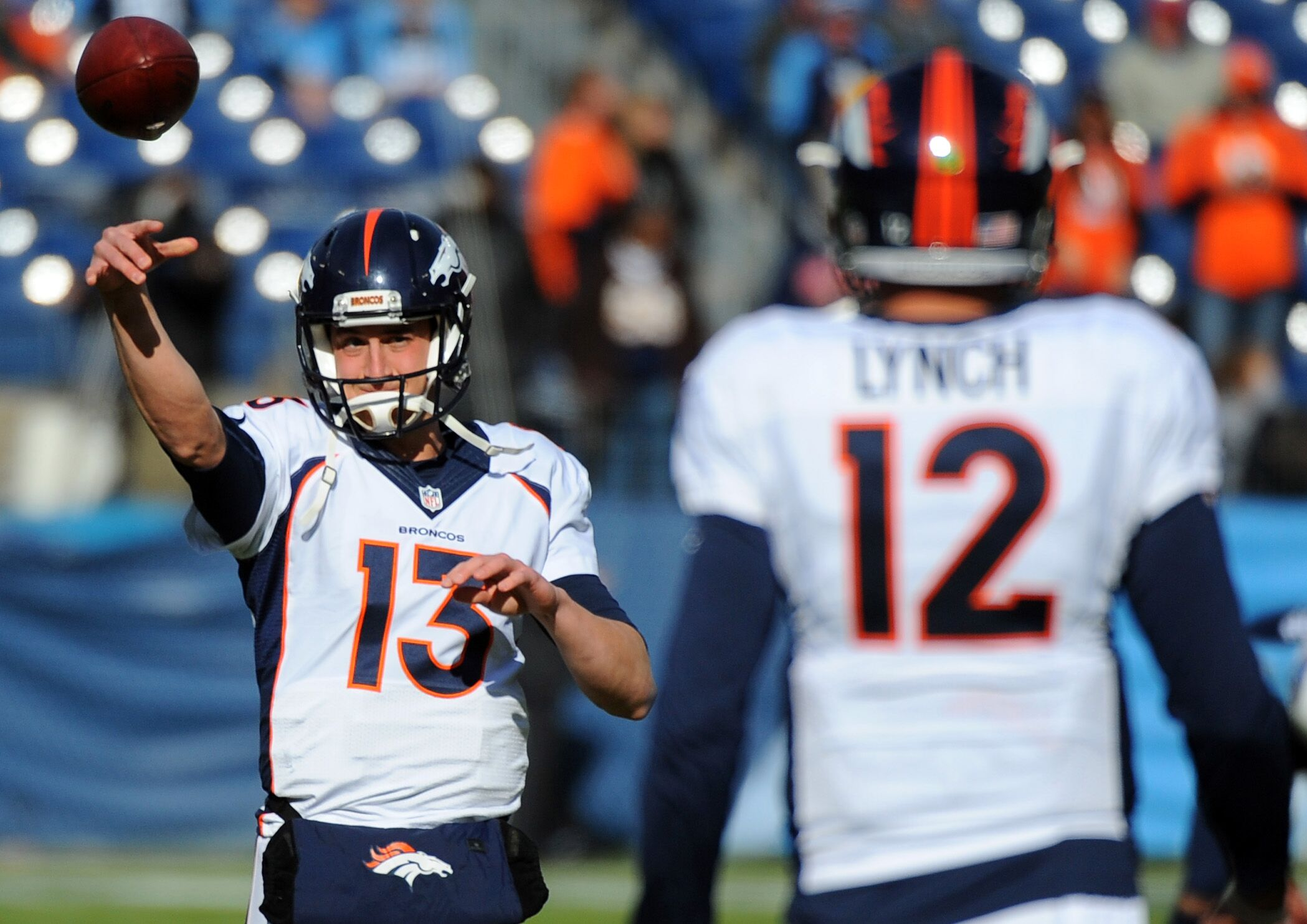 Trevor Siemian Vs Paxton Lynch Breaking Down The Qb Competition