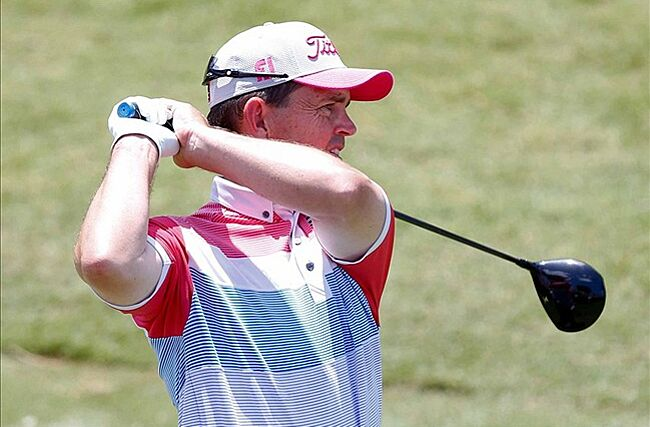 2013 Golf: Ryan Palmer Shoots 62 To Open Crowne Plaza Invitational at Colonial