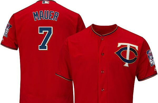 295f8437ddf Minnesota Twins Gift Guide: 10 must-have Joe Mauer items