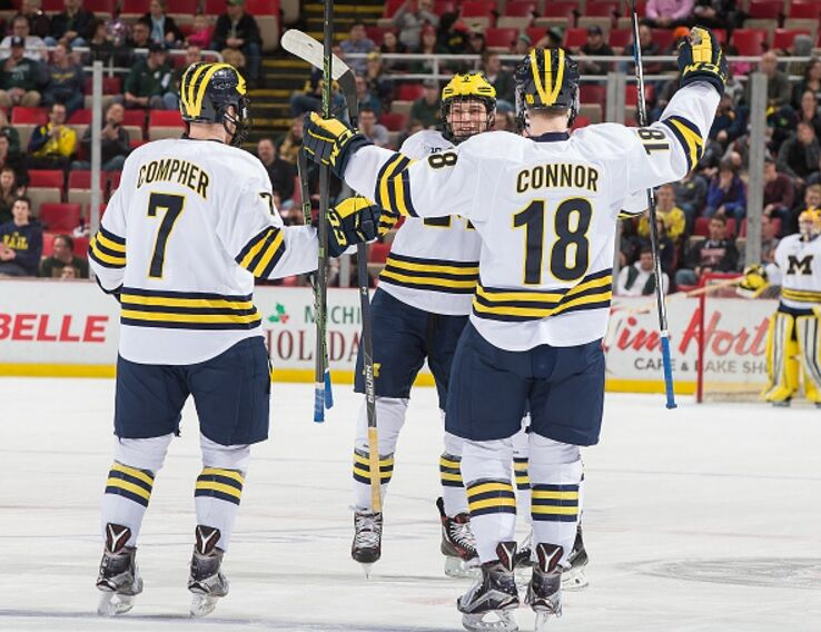 NCAA Hockey Bracket Predictions: Road to Frozen Four