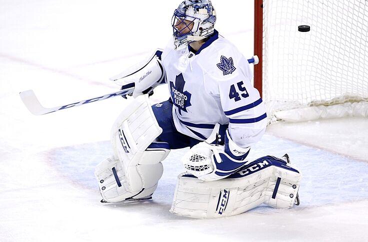 7ea2f580466 Toronto Maple Leafs Goaltending Needs to be Addressed This Offseason