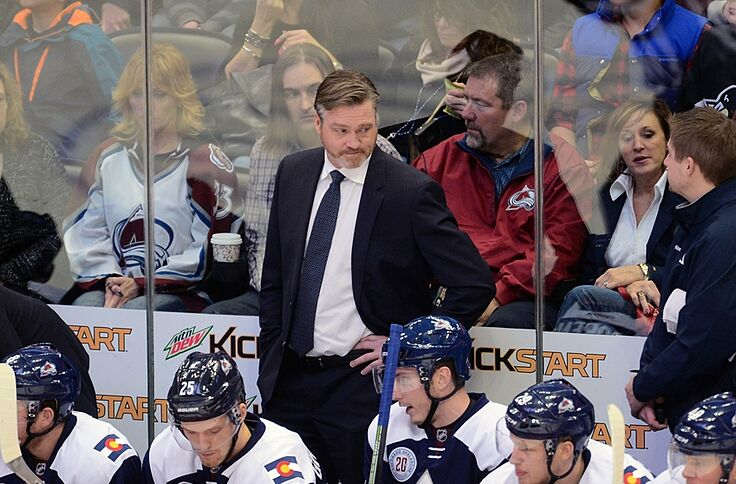 89e9bbf56d6 Colorado Avalanche Head Coach Search  Potential AHL Options