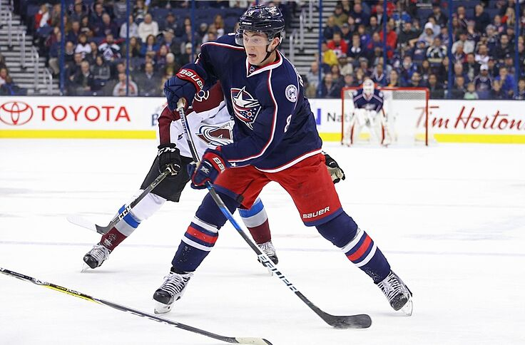 f5de9ccc9 NHL Daily  Zach Werenski