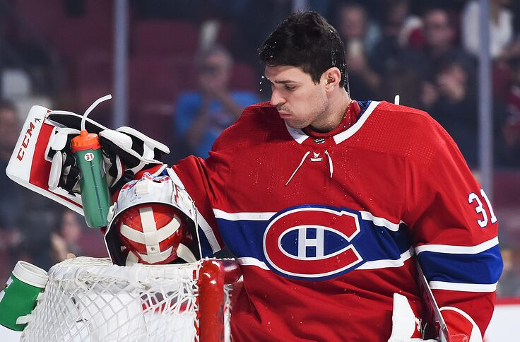 a31210a4a7c Montreal Canadiens  Carey Price will wisely miss All-Star Game