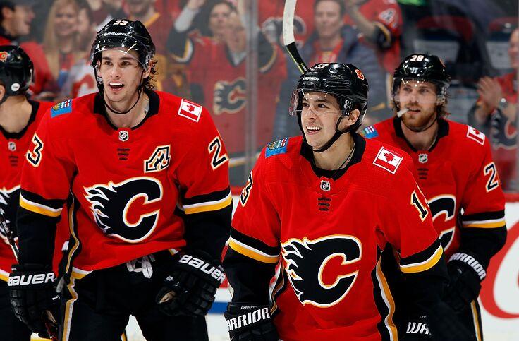 Calgary Flames  Elias Lindholm Deserves More Attention de3631042