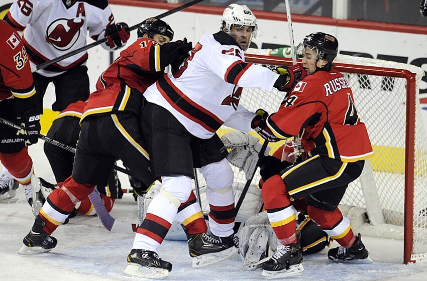 16fff54bf Preview  New Jersey Devils vs Calgary Flames