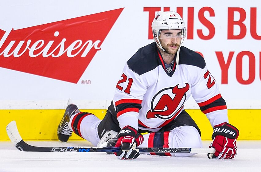 Kyle Palmieri: The New Jersey Devils Hometown Hero