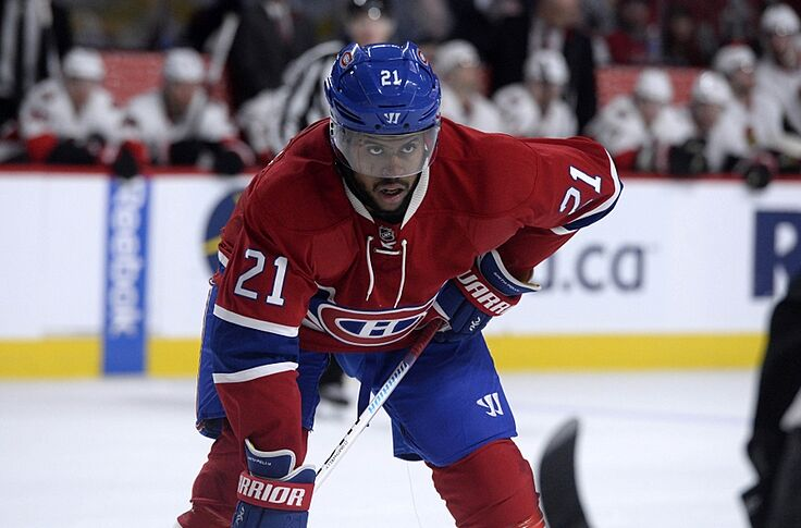 newest ab6bf 6fef3 New Jersey Devils Player Profile: Devante Smith-Pelly