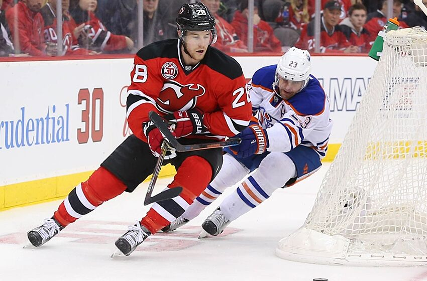 ecbf3e28f New Jersey Devils  Damon Severson Must Step Up Next Season