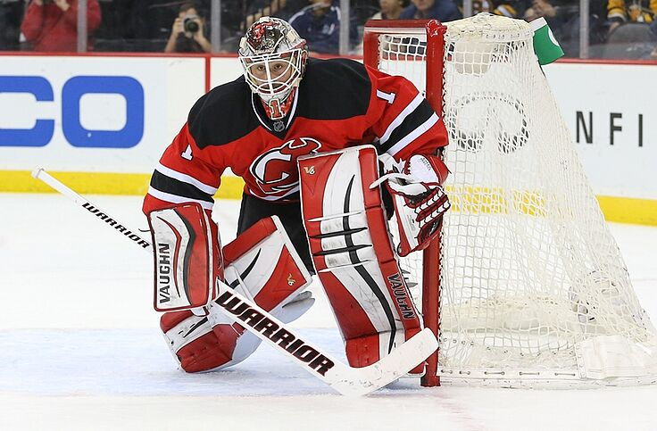 new styles 0d812 9f375 New Jersey Devils: Kinkaid's Future Raises Questions For Devils