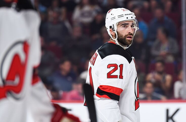 sale retailer b237b b4484 New Jersey Devils: Kyle Palmieri Point Prediction For 2018-19 ...