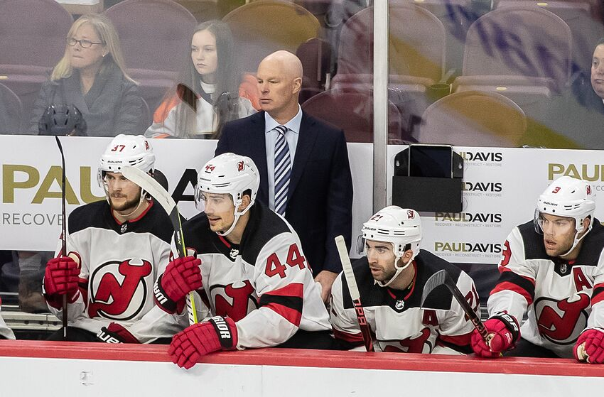 82f2d7df0 Almost Nothing Will Cause New Jersey Devils To Fire John Hynes