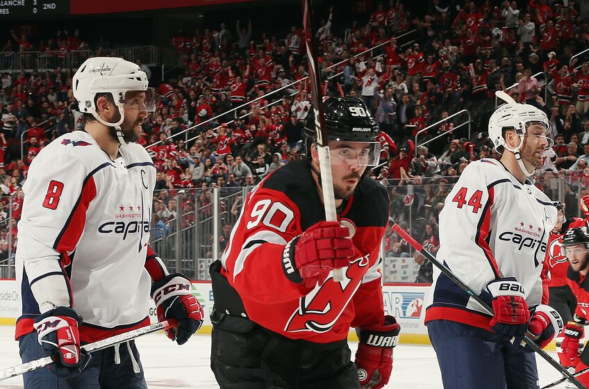 feac3e21a53 New Jersey Devils  Marcus Johansson Shows Why Team Traded For ...