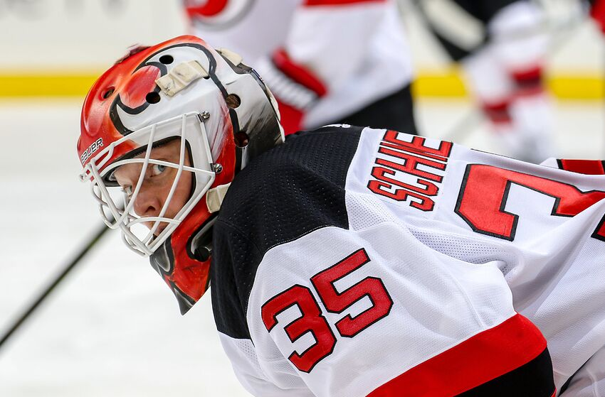 New Jersey Devils  Cory Schneider Is A Winning Goaltender 14badb76f