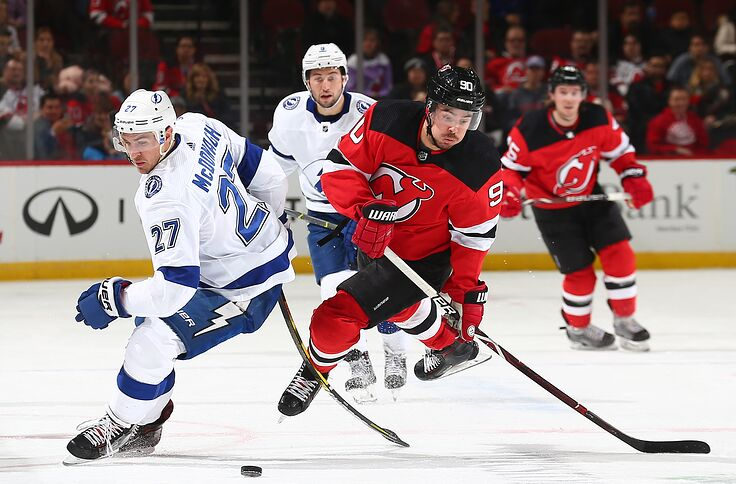 online store e7f8e ccc34 New Jersey Devils Trade Deadline Preview: Tampa Bay Lightning