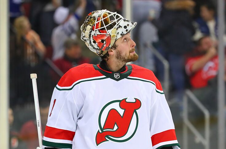 New Jersey Devils Trade Keith Kinkaid For Close To Nothing