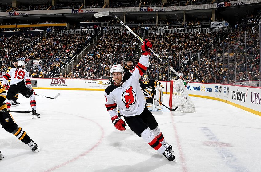 Why New Jersey Devils Have Pittsburgh Penguins Number 98b114063