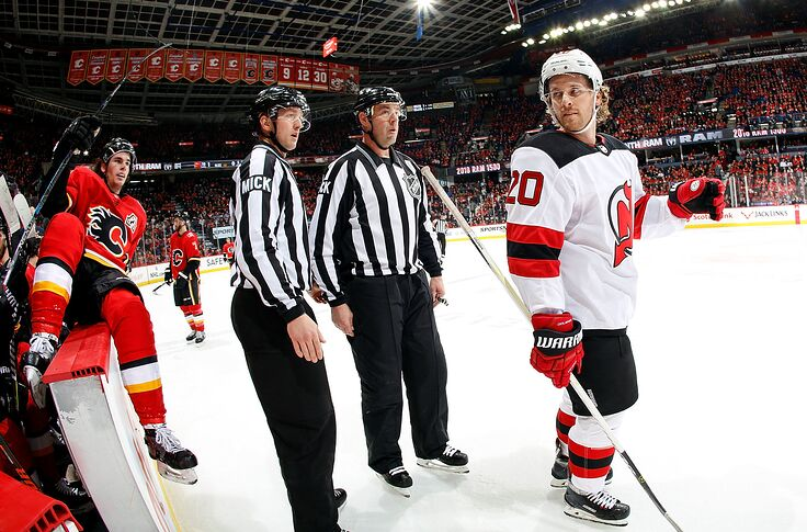 purchase cheap d9903 a7ed2 New Jersey Devils: Blake Coleman's Penalties Becoming A Problem