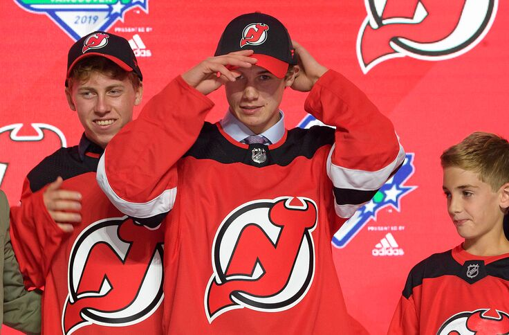 new style 8ab1a d2c29 What Jack Hughes Means For New Jersey Devils Fans