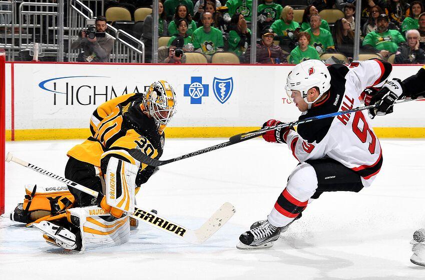 (Photo by Joe Sargent/NHLI via Getty Images)