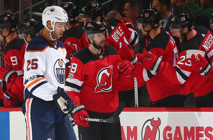 wholesale dealer a0bfe ac032 New Jersey Devils: Should Ray Shero Target Darnell Nurse?